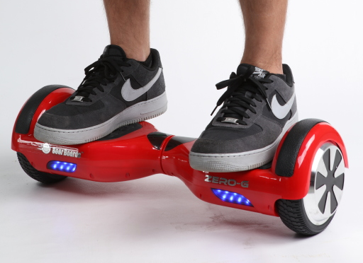 Airwheel: se trata de un patinete eléctrico empleado para impulsar la movilidad sostenible