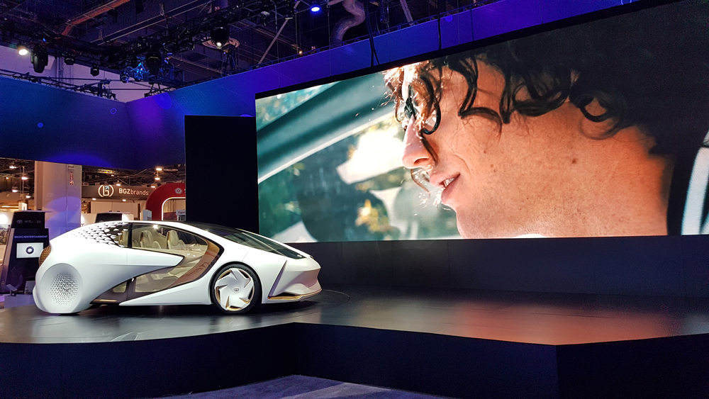 evolución del vehiculo conectado y su tecnología en los próximos años